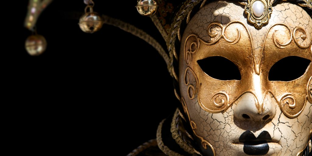 Murder Mystery Masquerade Ball