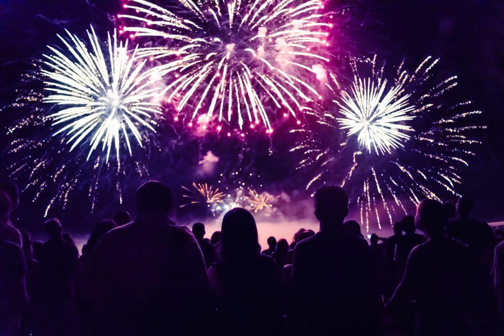 Independence Bank Fireworks Festival